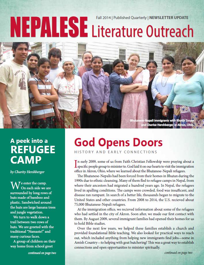 2014-09 newsletter