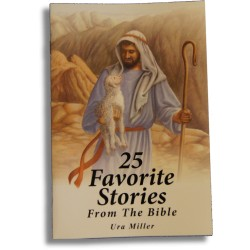 25 Favorite Stories From the Bible - English